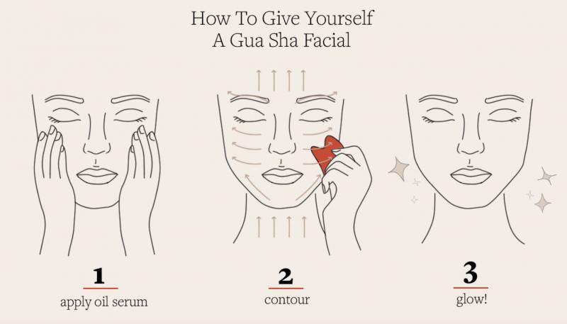 how to use gua sha tools