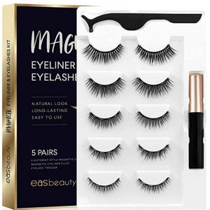 Easbeauty Magnetic Eyeliner and Eyelash Kit