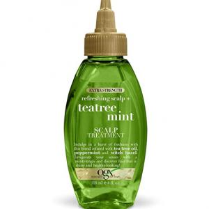 OGX Extra Strength Refreshing + Invigorating Teatree Mint Dry Scalp Treatment