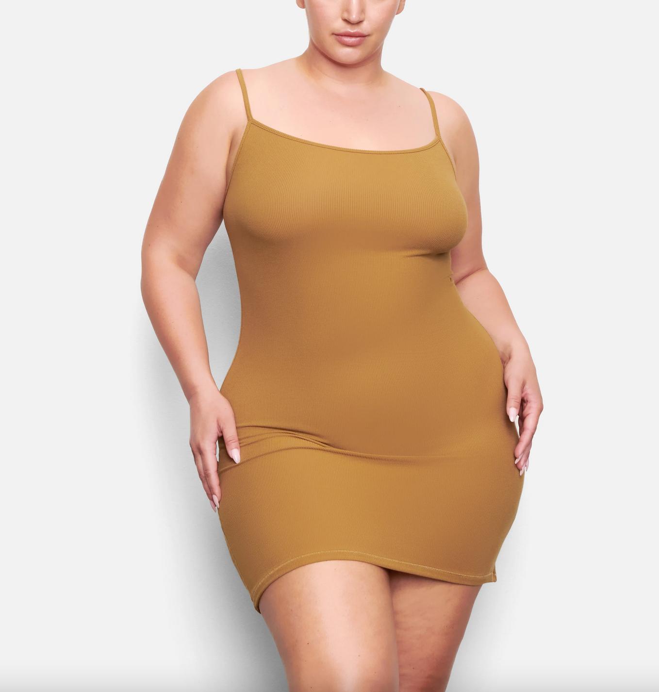 SKIMS Soft Lounge Slip Dress