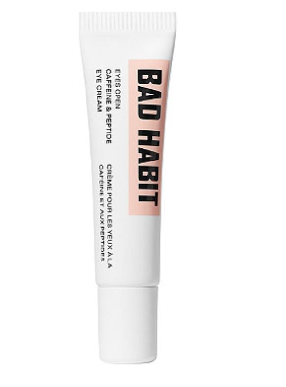 Bad Habit Eyes Open Caffeine & Peptide Cream