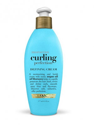 OGX Argan Oil of Morocco Curling Perfection Curl-Defining Cream