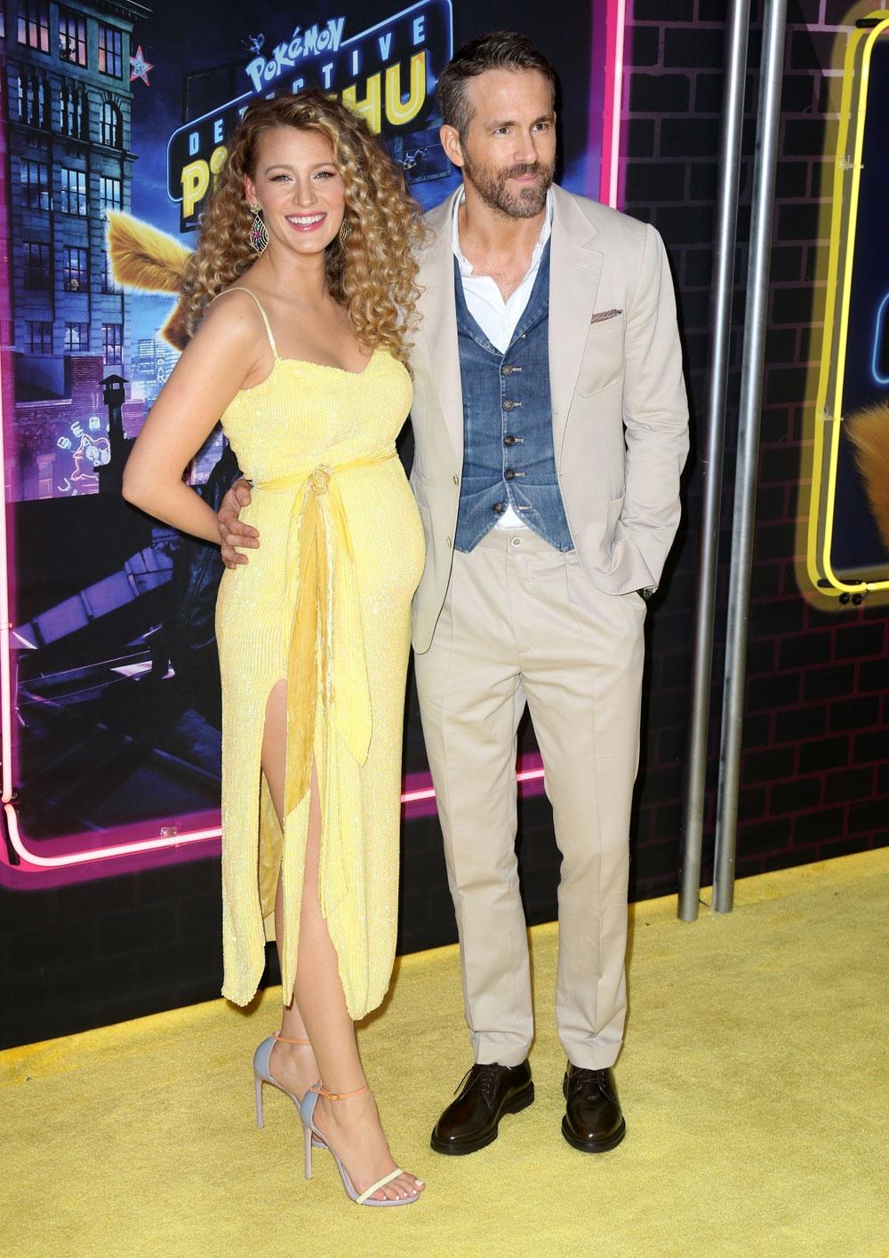 Blake Lively, Pregnant, Pregnant Celebrities,
