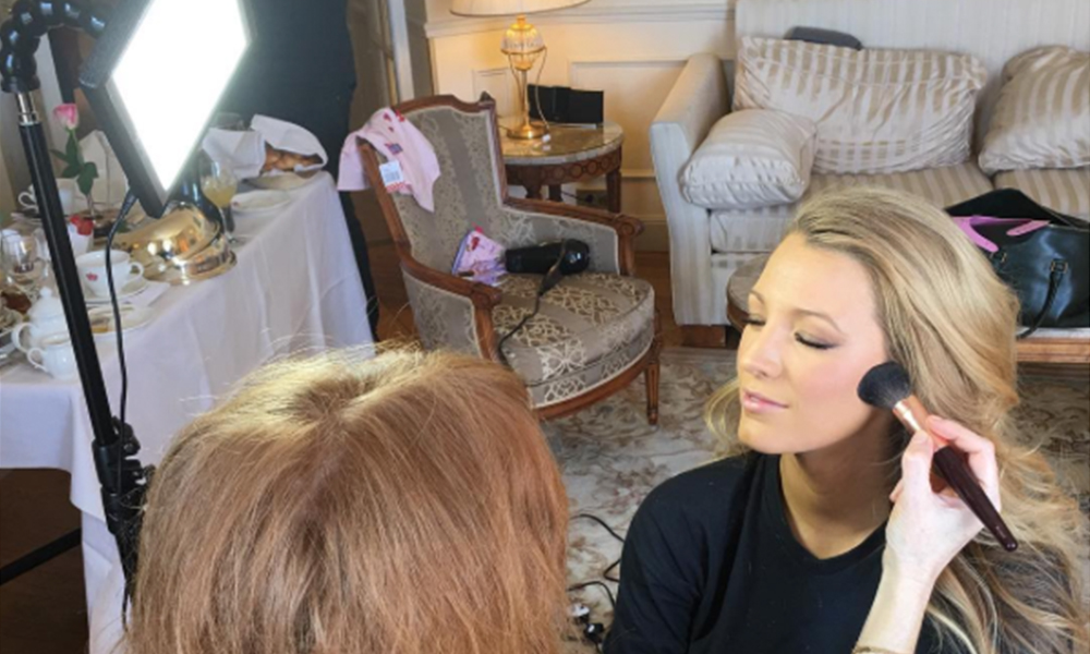 Blake Lively's Makeup In A Simple Favor