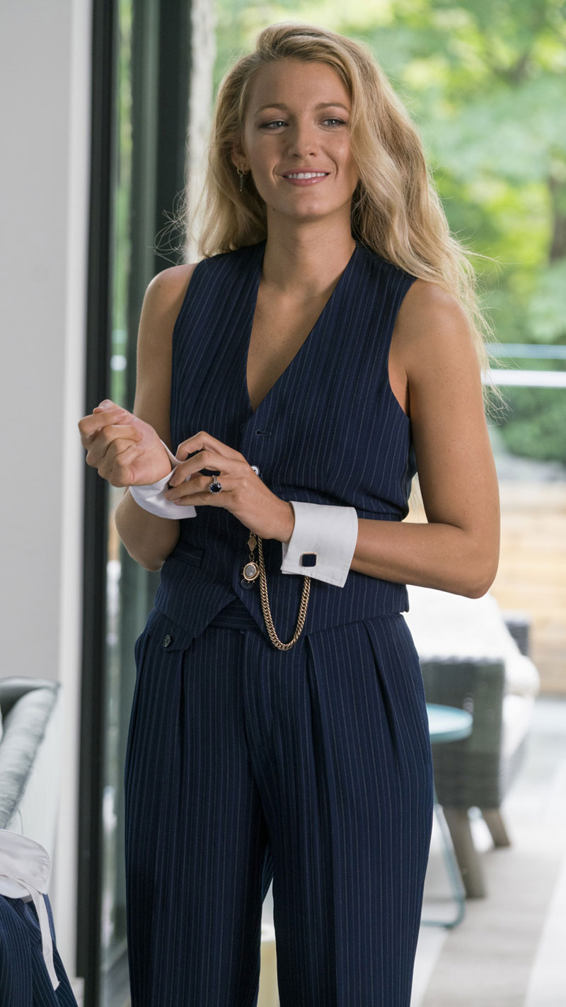 Blake Lively Style A Simple Favor
