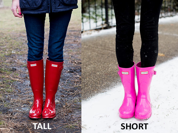 tall or short
