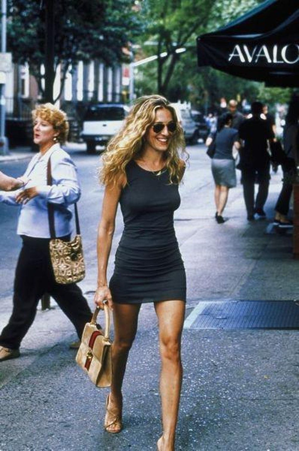 Channeling Carrie Bradshaw