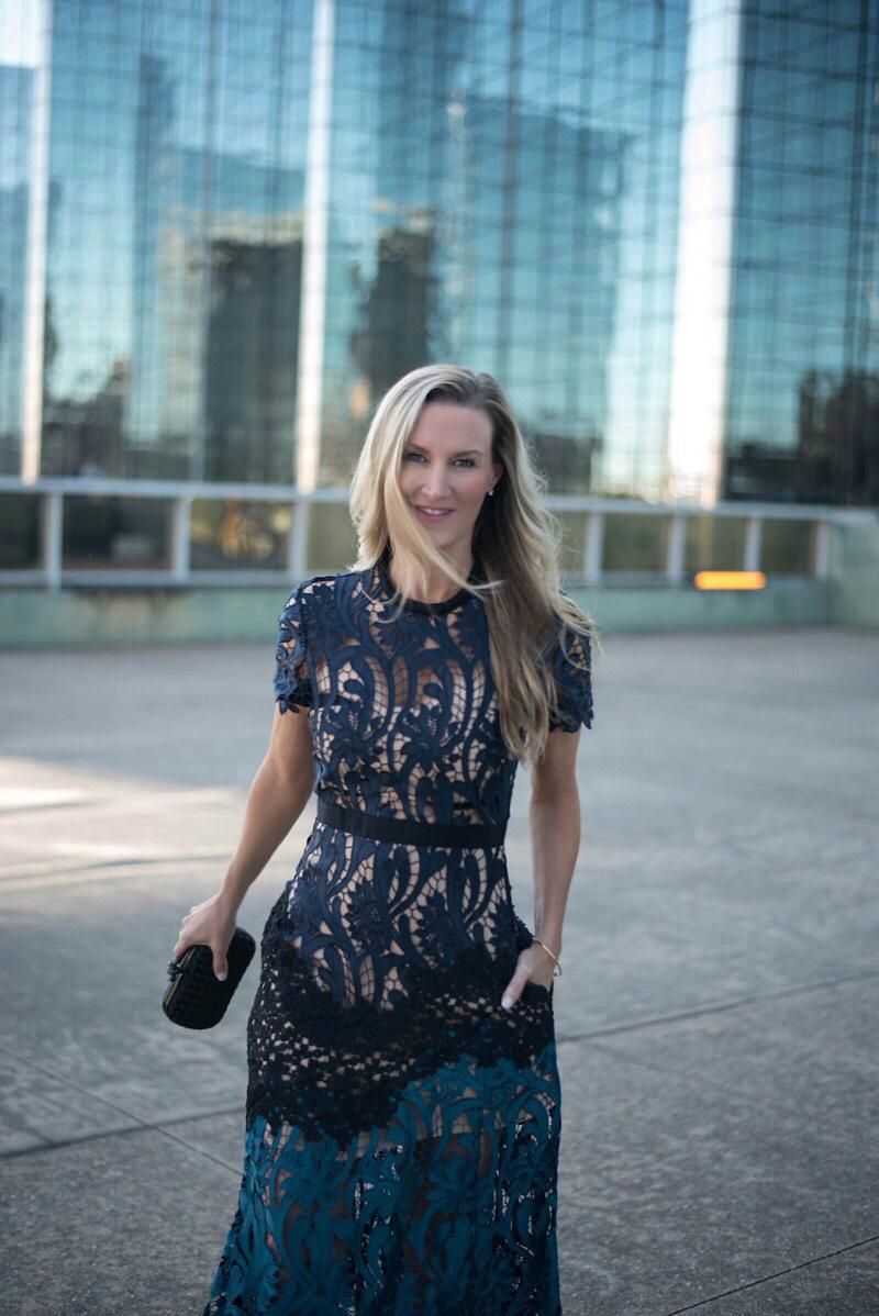 celebrity-style-guide-self-portrait-prairie-guipure-lace-midi-dress