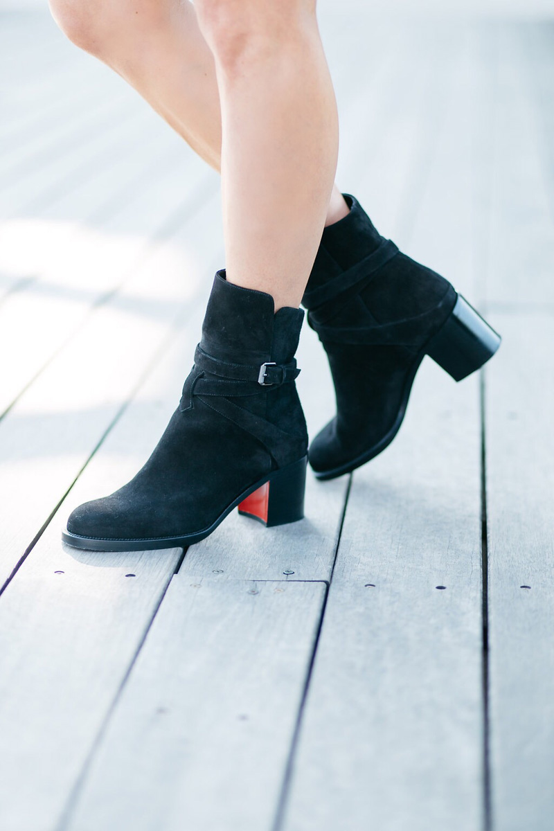 celebrity-style-christian-louboutain-suede-bootie