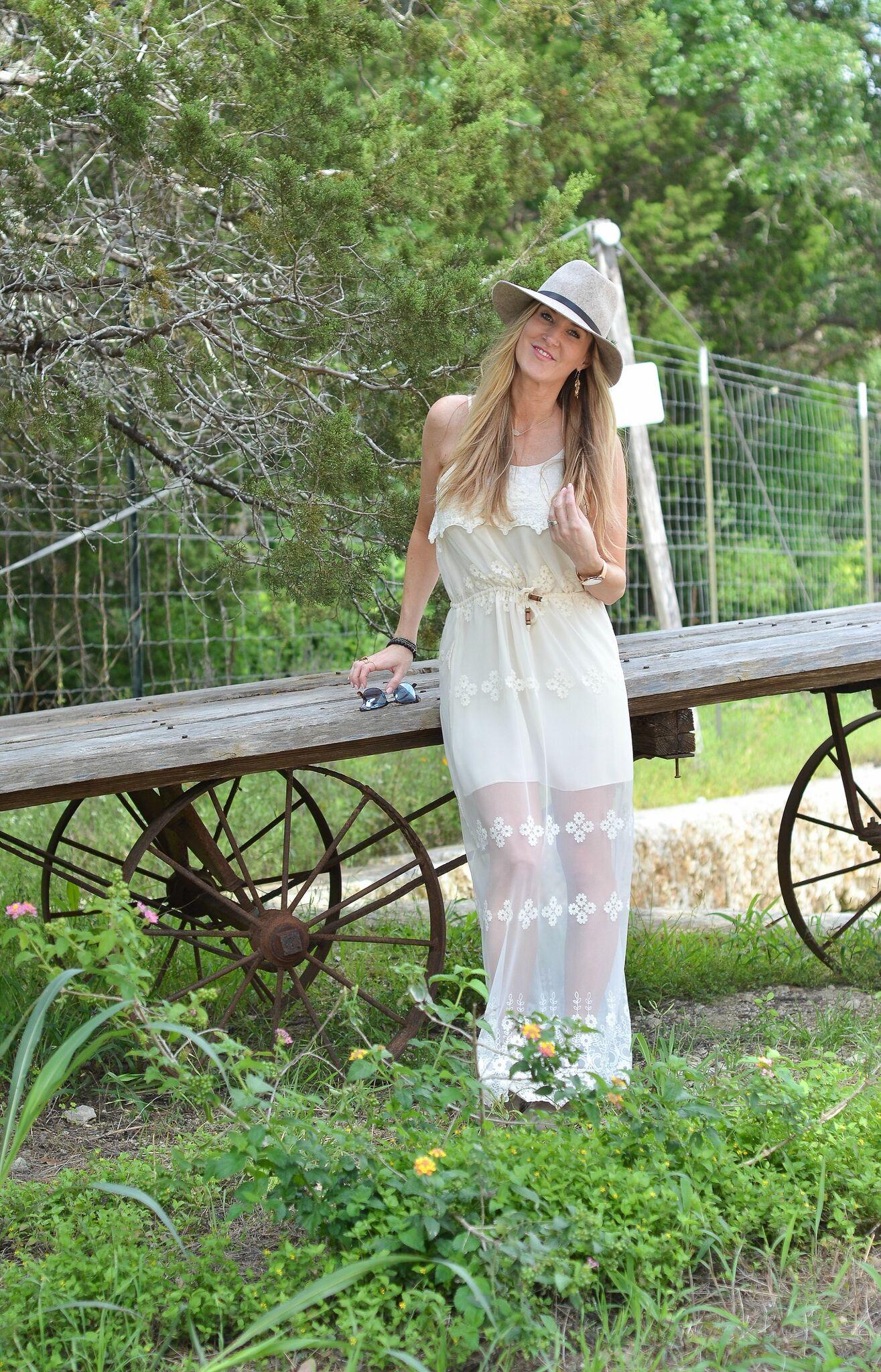 Chaser-dress