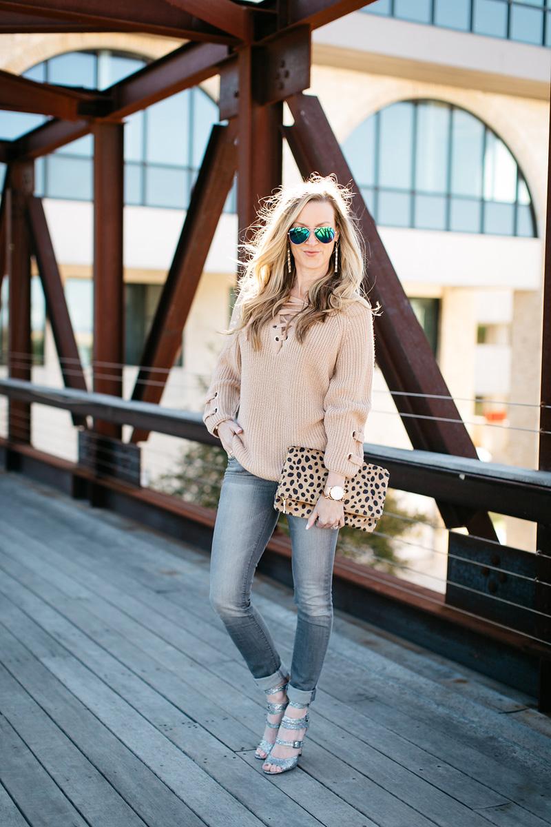 Chicwish-Lace-up-Mood-Sweater