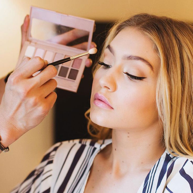 Gigi Hadid's Makeup Tips