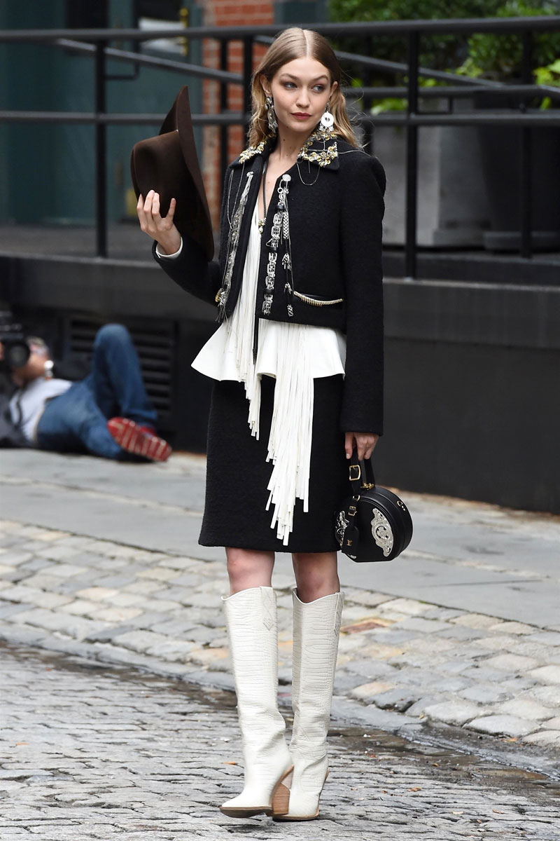 How to wear cowboy boots like a celebrity