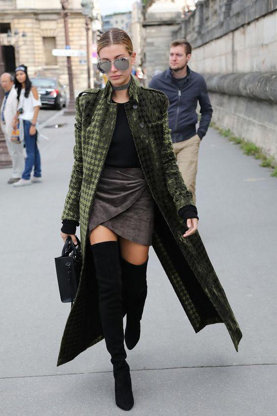 hailey-baldwin-velvet-coat