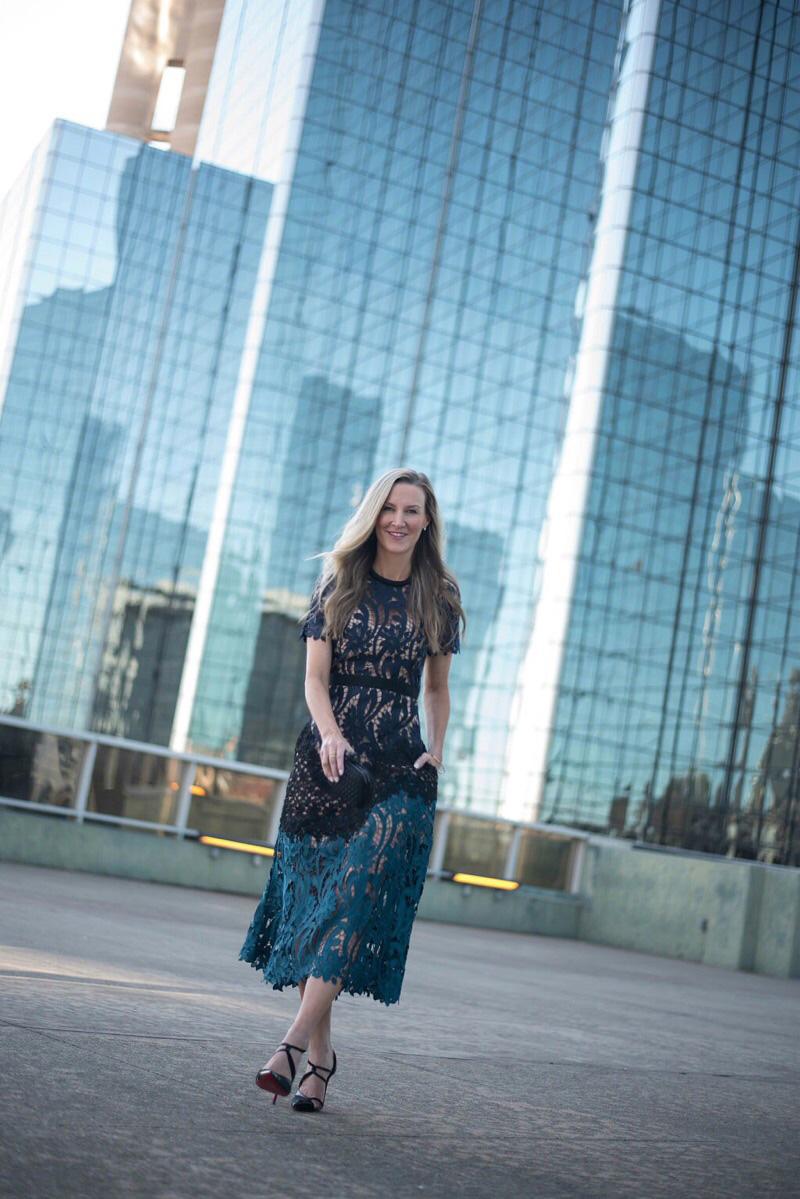 heather-celebrity-style-self-portrait-prairie-dress