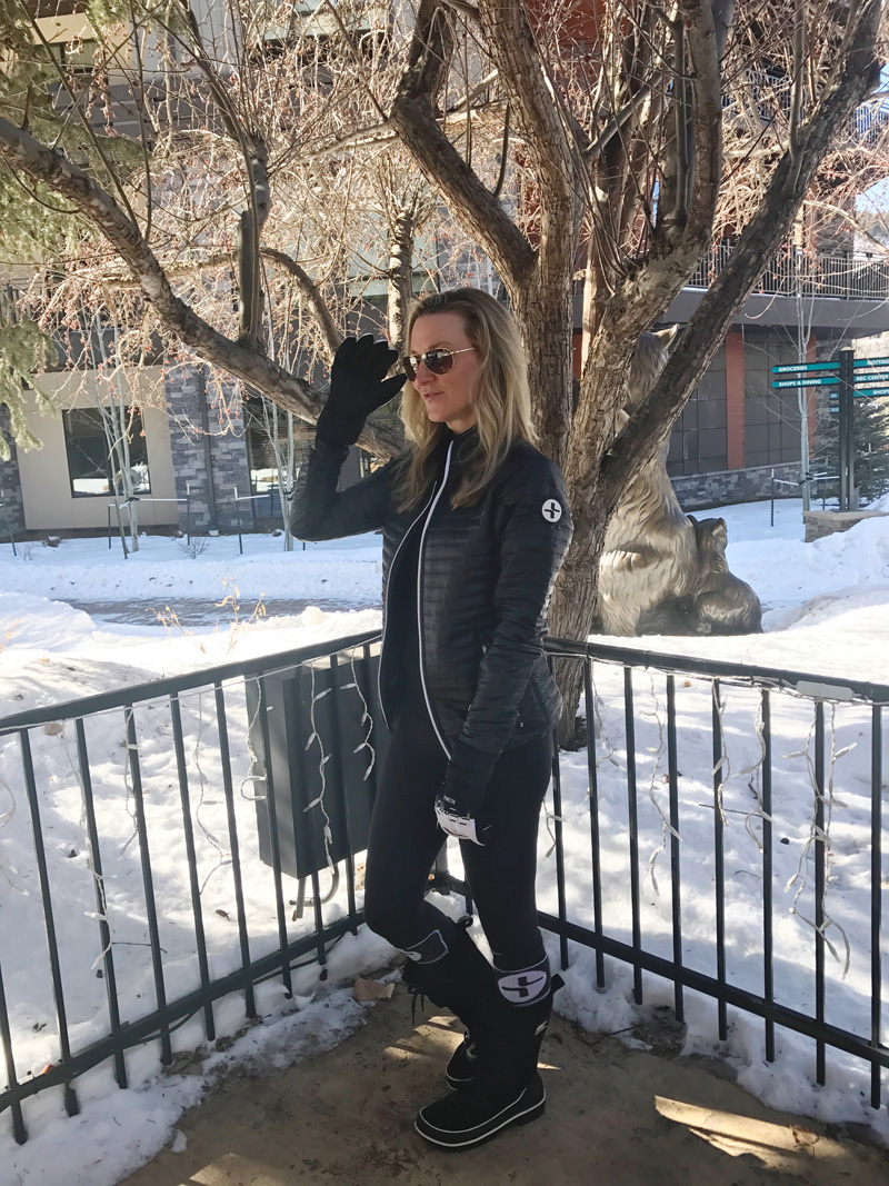 Heather-LACROIX-Meije-quilted-shell-ski-jacket