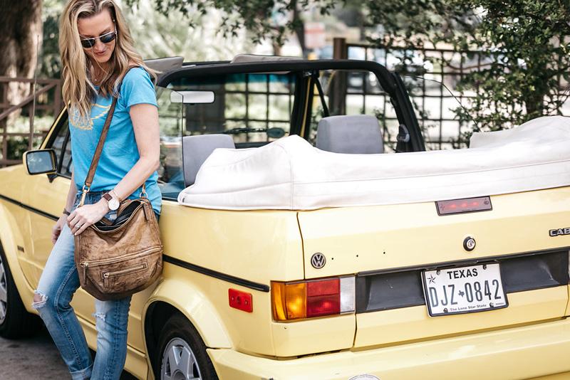 Heather-yellow-cabrio