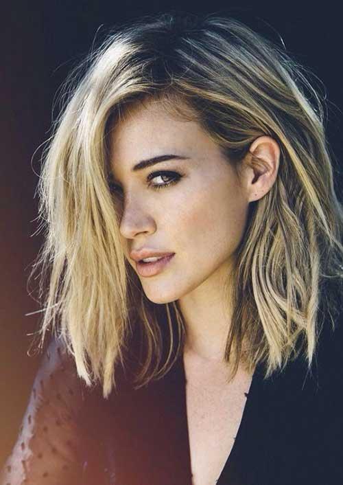 Hilary Duff-textured-waves