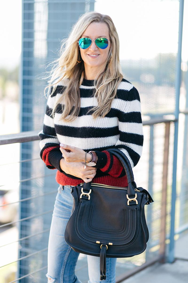 IRO-stripe-sweater