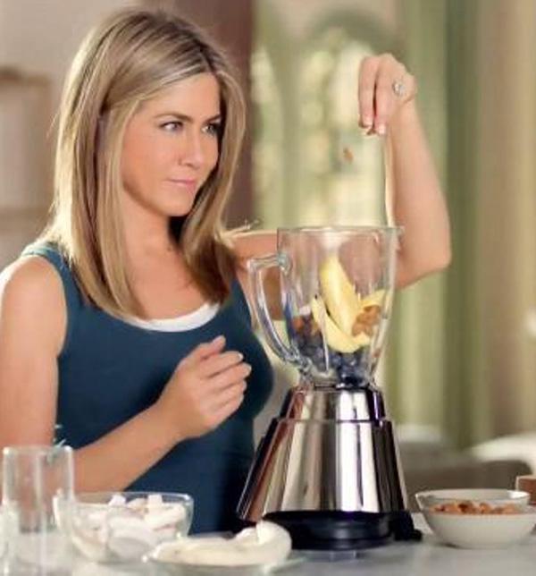 Healthy Jennifer Aniston