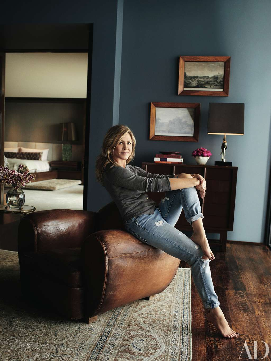 Jennifer Aniston's Home