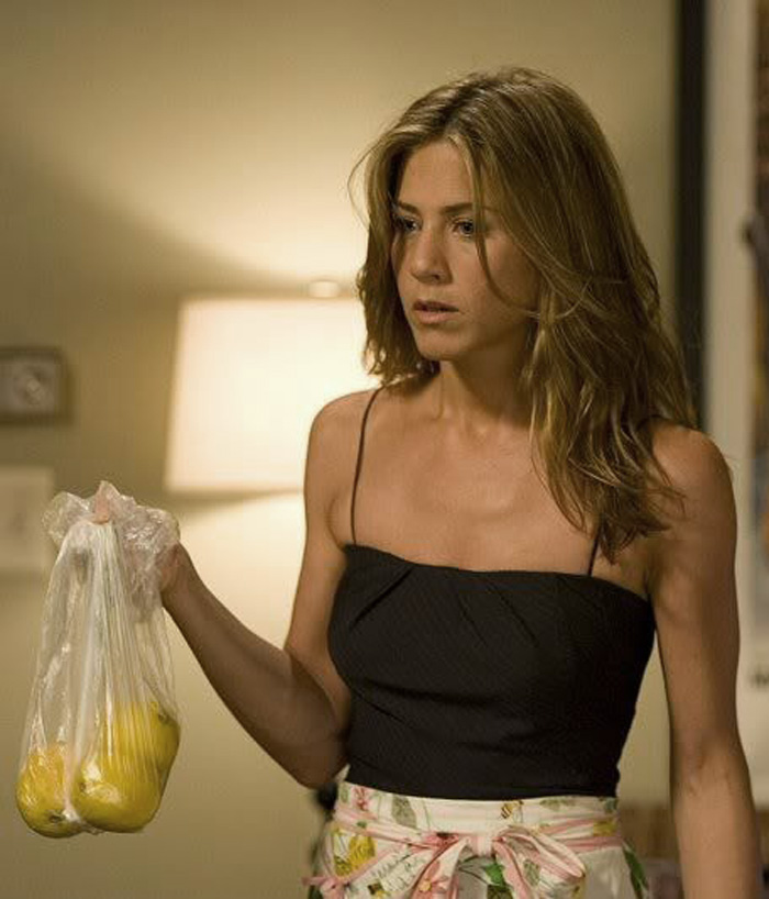 things Jennifer Aniston does each morning