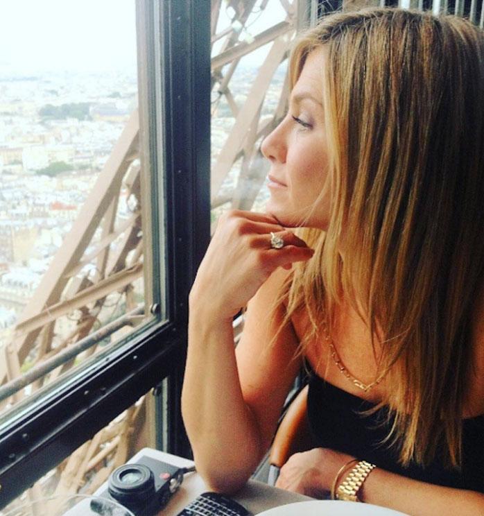 Jennifer Aniston Morning Routine