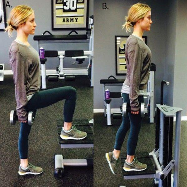 Kristin Cavallari Total-Body Workout