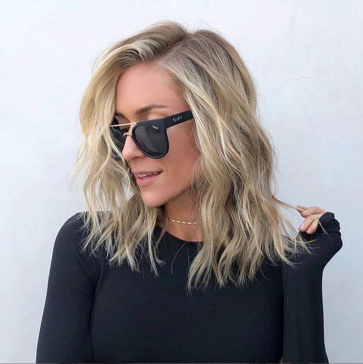 Kristin Cavallari sun-kissed blonde