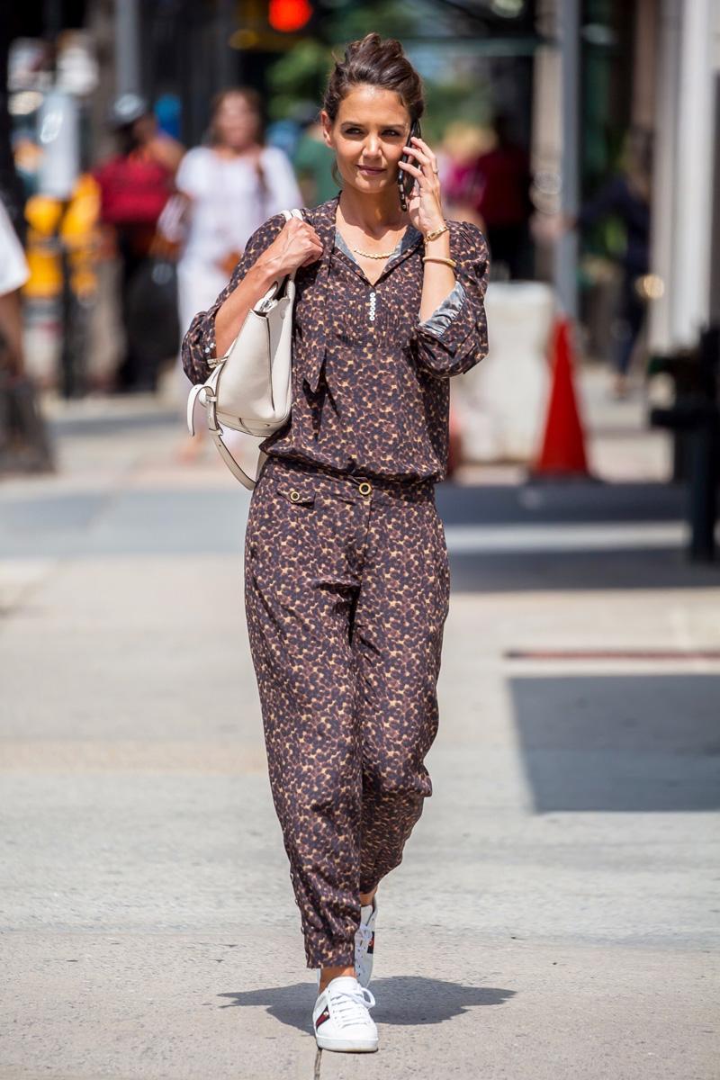 Maison-Mayle-Saint-Phalle-Leopard-Print-Silk-Jumpsuit-worn-by-katie-holmes