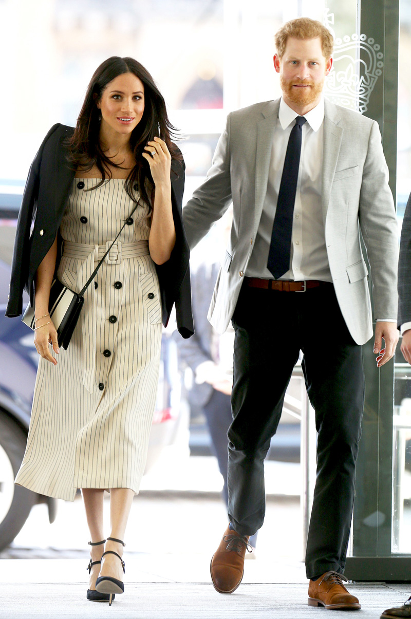 Meghan-Markle-and-Prince-Harry-arrive-for-Commonwealth