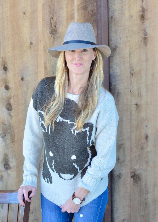 Modcloth-bear-sweater-fedora