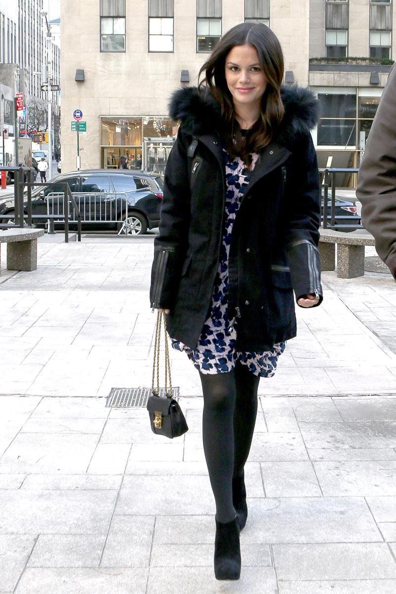 Rachel-Bilson-black-fur-trim-parka