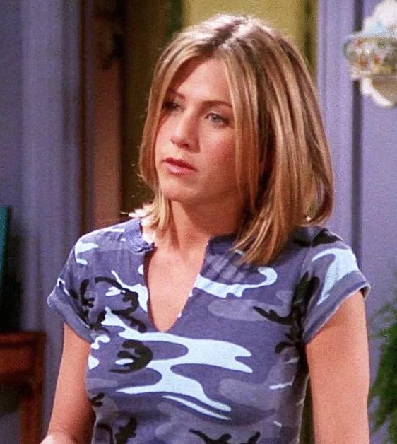 Rachel Green Wore On 'Friends'