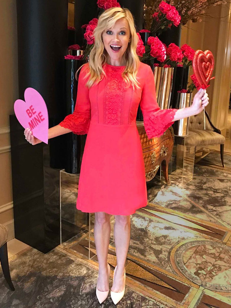 Reese Witherspoon Valentine's Day