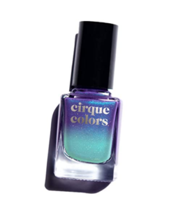 Cirque Colors Thermal Temperature Color Changing Mood Nail Polish