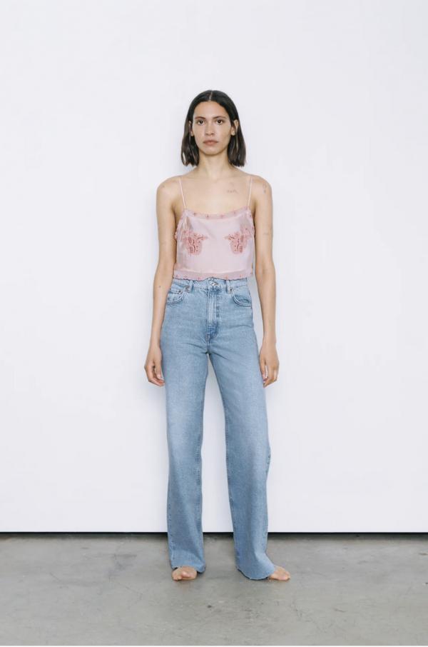 Zara's 90's Full Length Jeans