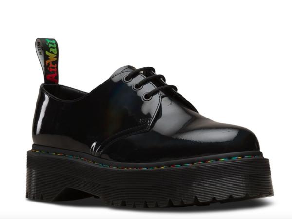 Dr Martens 1461 Platform Shoes