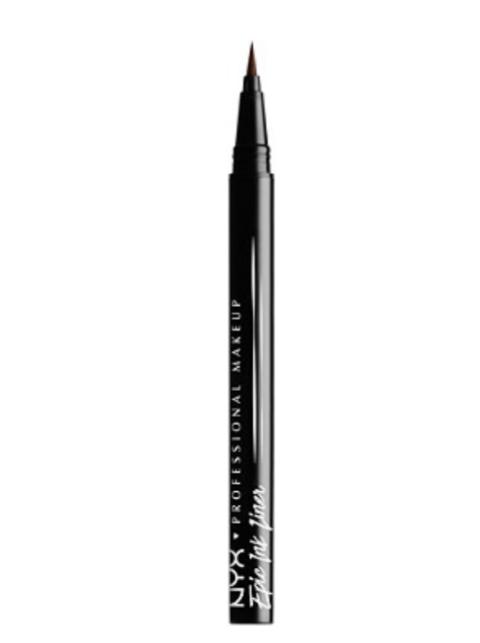 NYX Professional Makeup Epic Ink Vegan Waterproof Liquid Liner in Brown