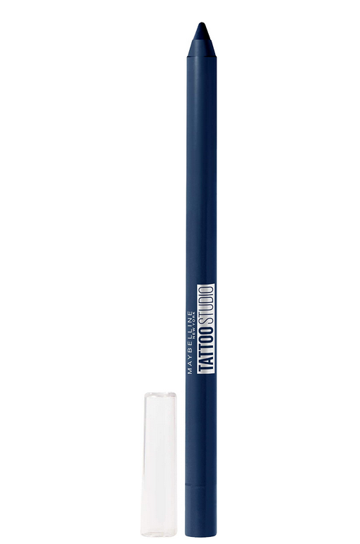 Maybelline Tattoo Long Wearing Eyeliner Pencil, Striking Navy
