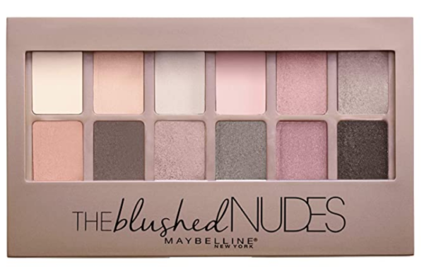 MAYBELLINE The Blushed Nudes Eyeshadow Makeup Palette