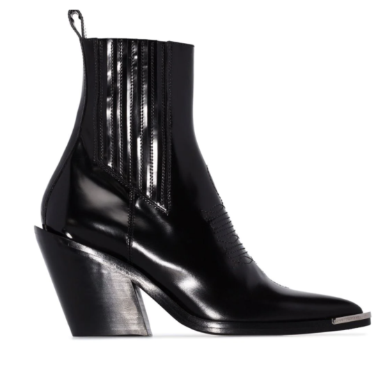 Paco Rabanne Boots