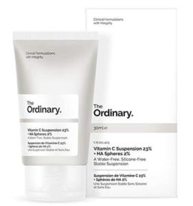 The Ordinary Vitamin C Suspension 23% +HA 2%