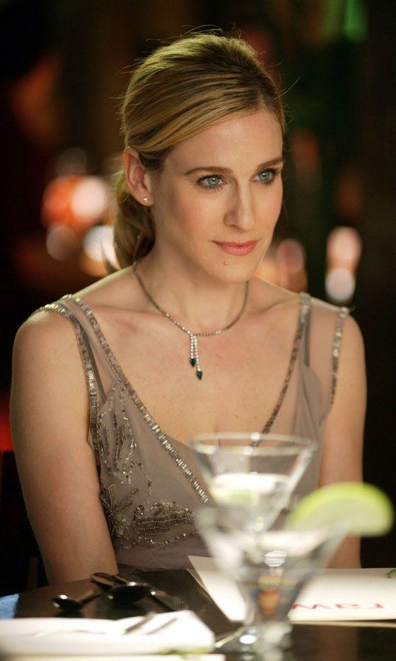 Carrie Bradshaw's (Sarah Jessica Parker) style