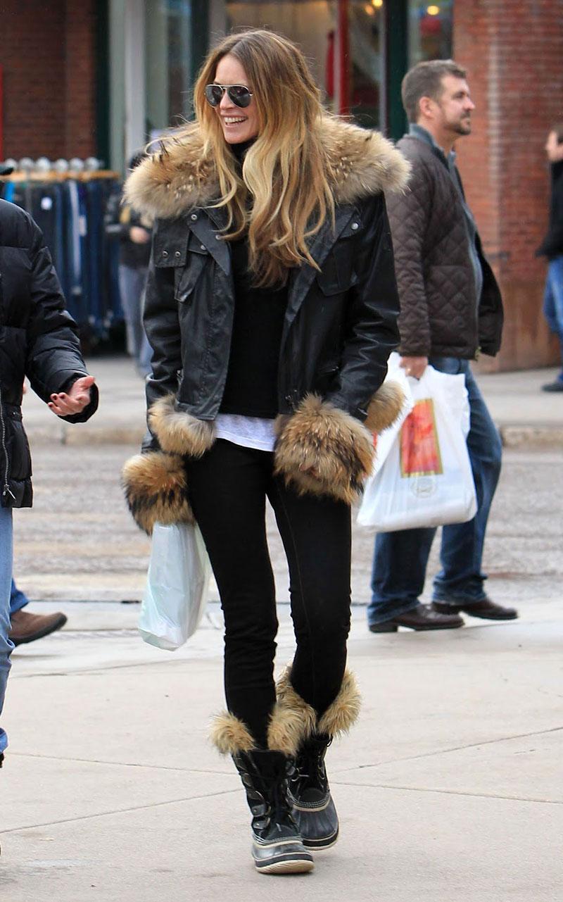 Celebrities Love Boots