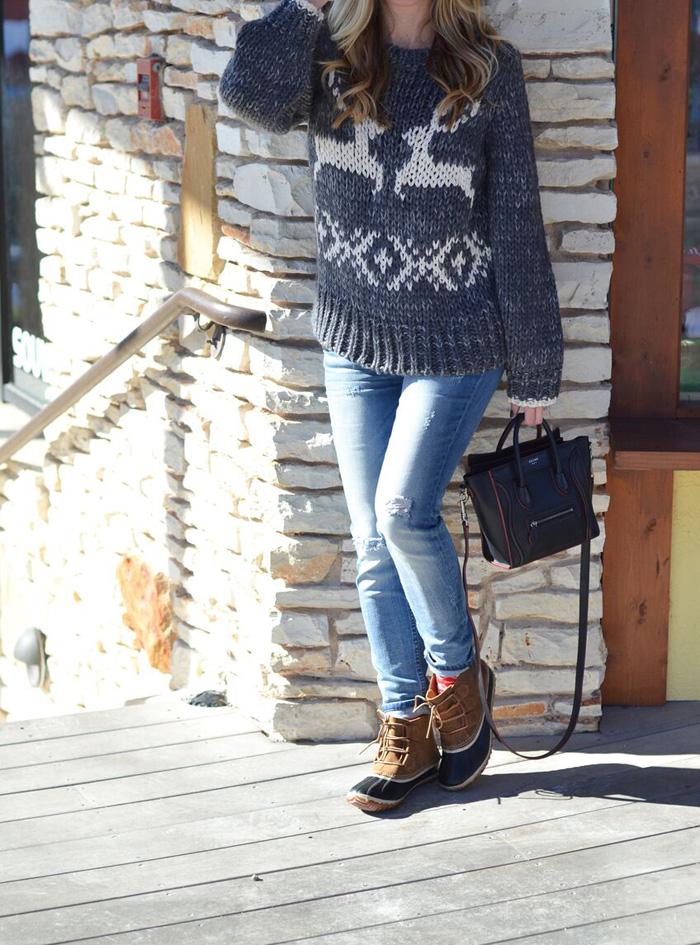 Sorel-boots-elk