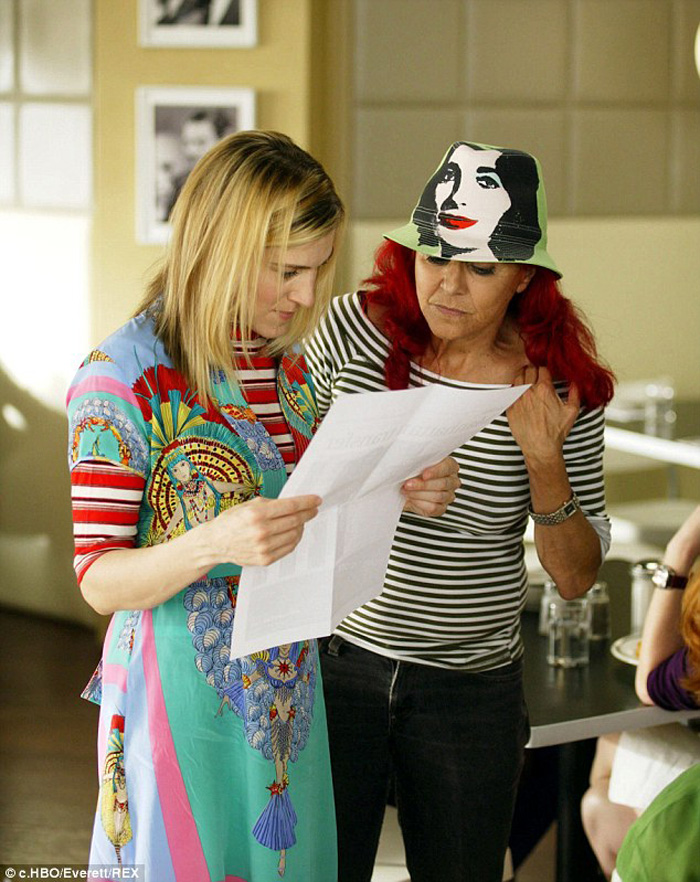 Interview with Patricia Field
