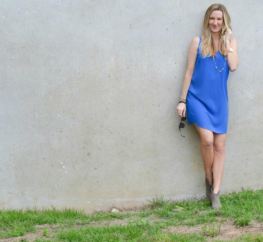 Topshop-topdhop-blue-slipdress
