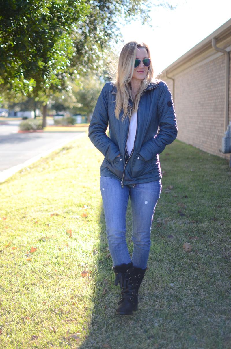bernardo-reversible-quilted-rain-jacket