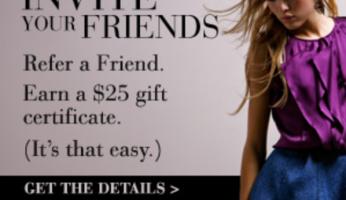 Celebrity Style Steals & Deals! Shopbop's Referral Program